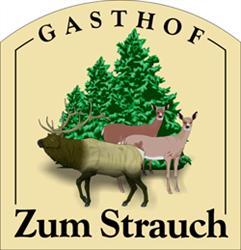 Gasthof zum Strauch Logo
