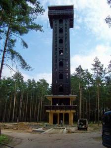 Die Heidehöhe- Höchster Punkt in Brandenburg